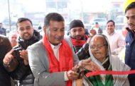 रत्ननगरमा खुल्यो नया क्याफे : उवासंघका बरिष्ठ उपाध्यक्ष शंकर गिरीद्धारा उद्घाटन