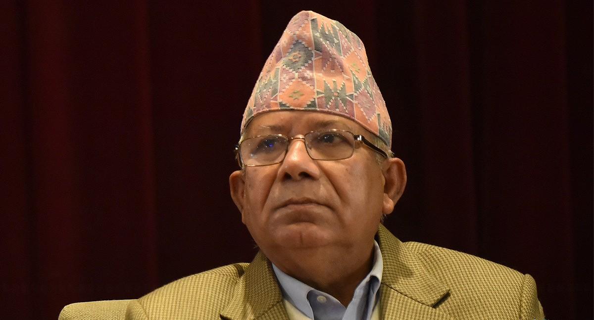 माधवकुमार नेपाल समूहका नेताहरुको जिम्मेवारी खोसीयो