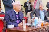 नेपाल समूहका नेताहरुसंग स्पष्टीकरण माग गरिने : ओली