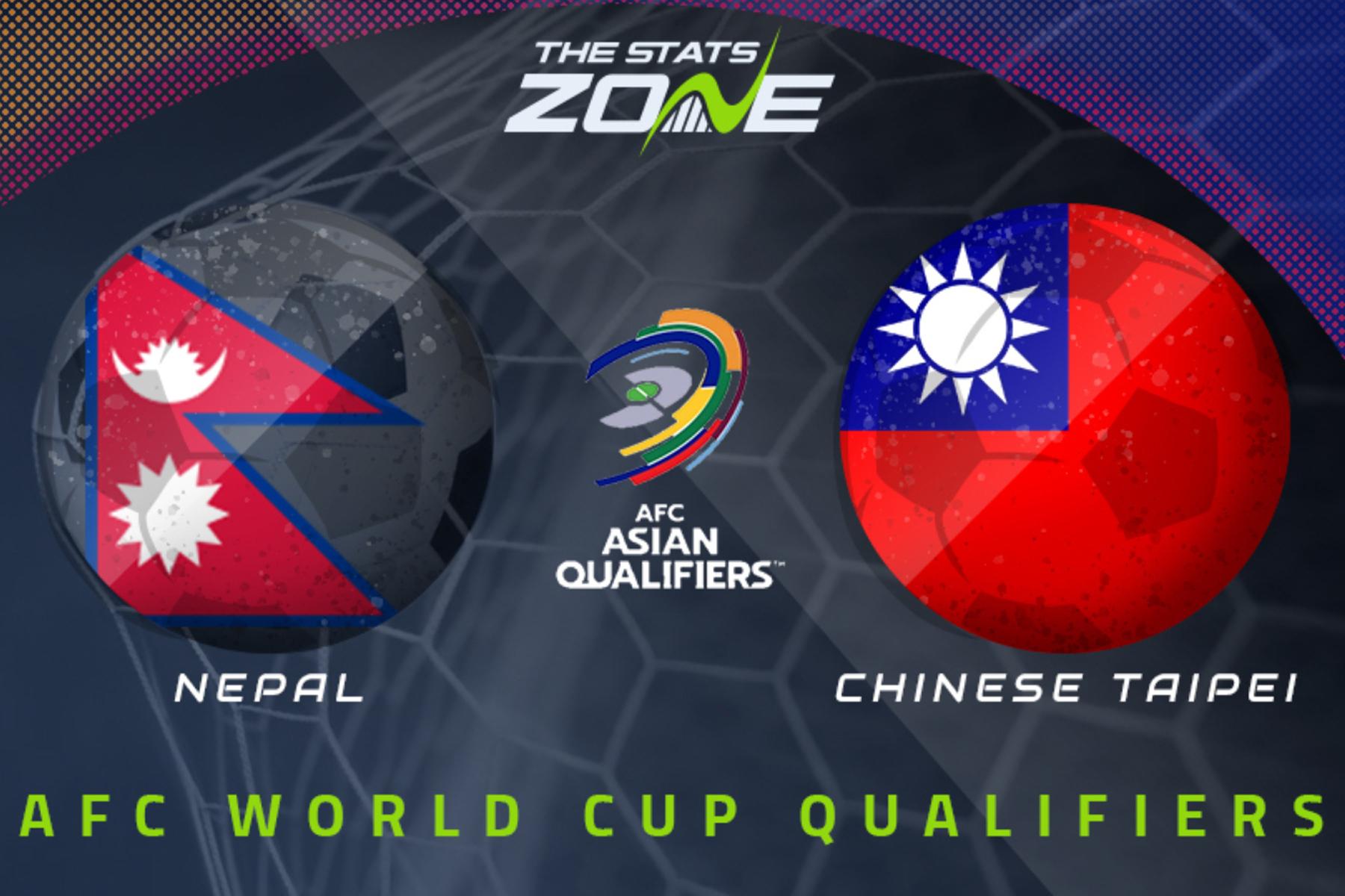 नेपाल र ताइपेईको म्याच आज हुदै : दुवै टिममा युवा र नयाँ खेलाडीहरू समावेश