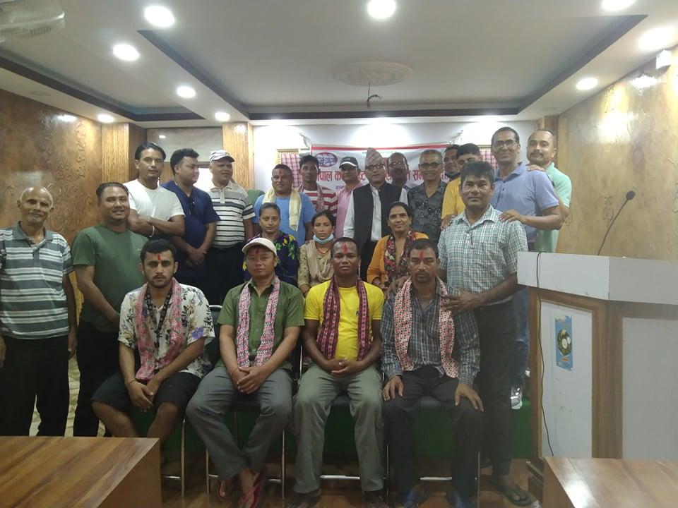 रत्ननगर ७ मा नेकपा ( एकिकृत समाजवादी ) गठन