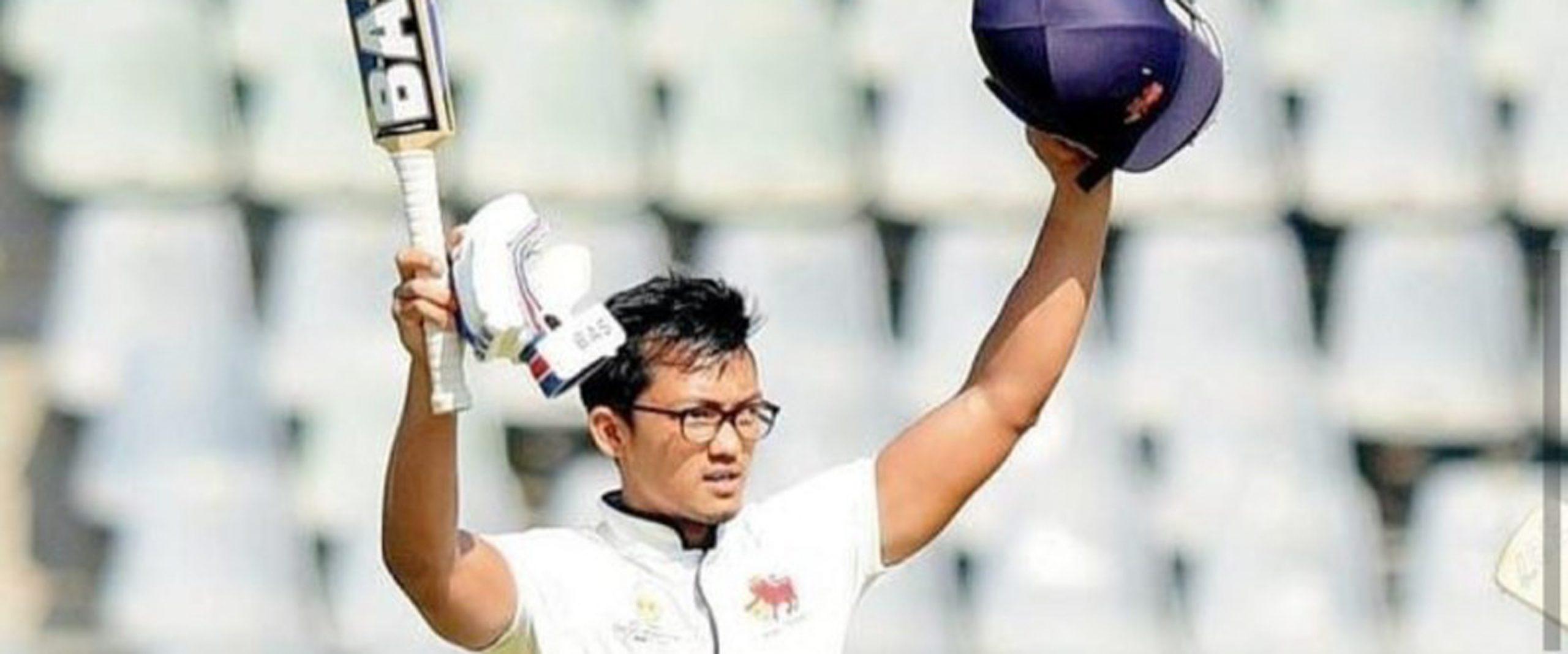 नेपाली मुलका क्रिकेटर जय विष्ट : भारतमा १४१ रनको धमाकेदार पारी